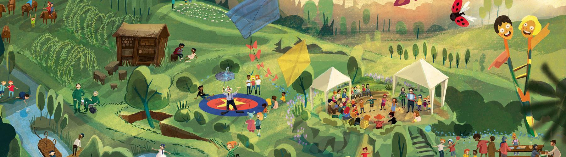 Klausurtagung des Kinderwaldes