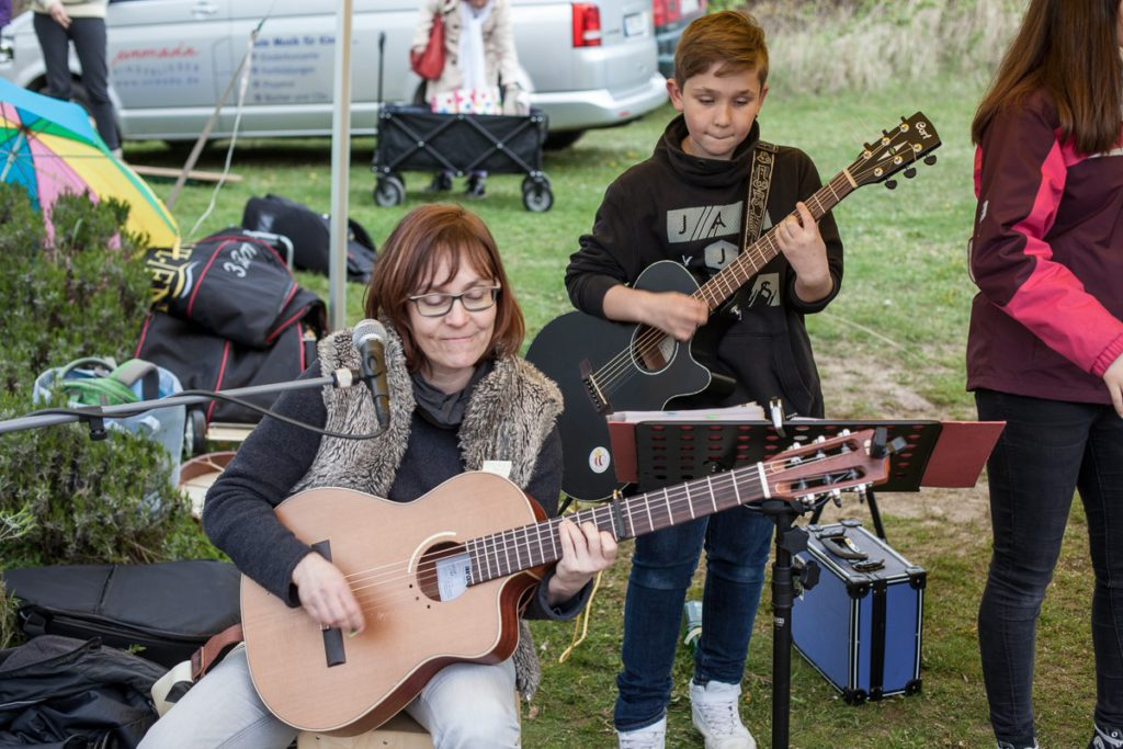 Katja und Nico