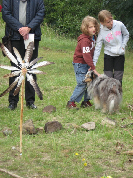 Trauerfeier Elk Chief 19