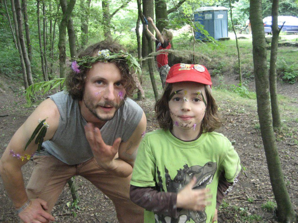 Sommercamp 2012 blumenmensch