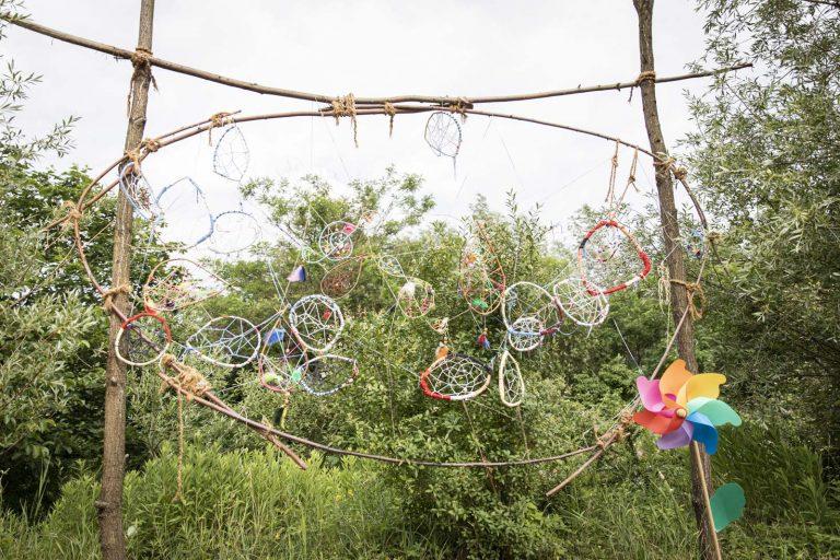 Kinderwald Hannover, Sommerfest 2019 am 15.06. 2019