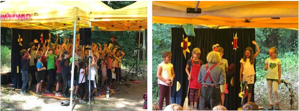 Sommercamp im Kinderwald – Ein Blick von Aussen