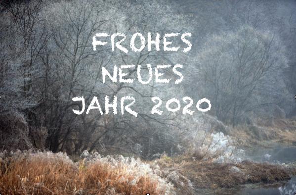 Wir wünschen ein frohes neues Jahr – ein Rückblick und ein Ausblick