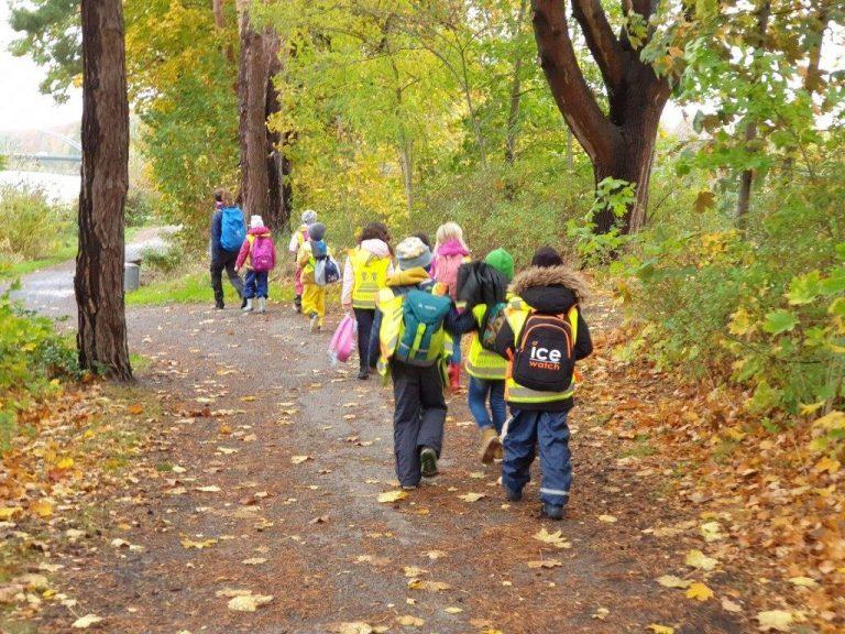 Bericht aus der Kinderwaldschule Vinnhorst